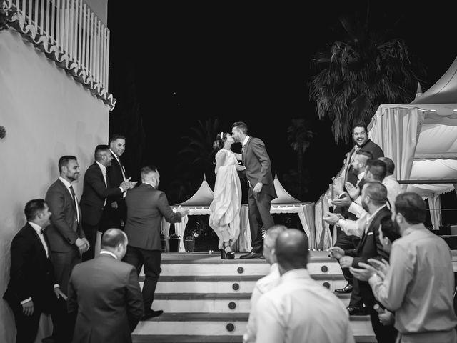 La boda de Francisco y María en Corte De Peleas, Badajoz 50