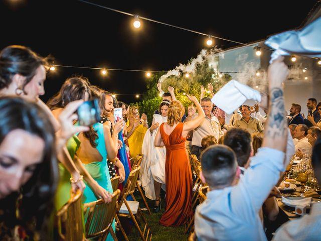 La boda de Francisco y María en Corte De Peleas, Badajoz 52