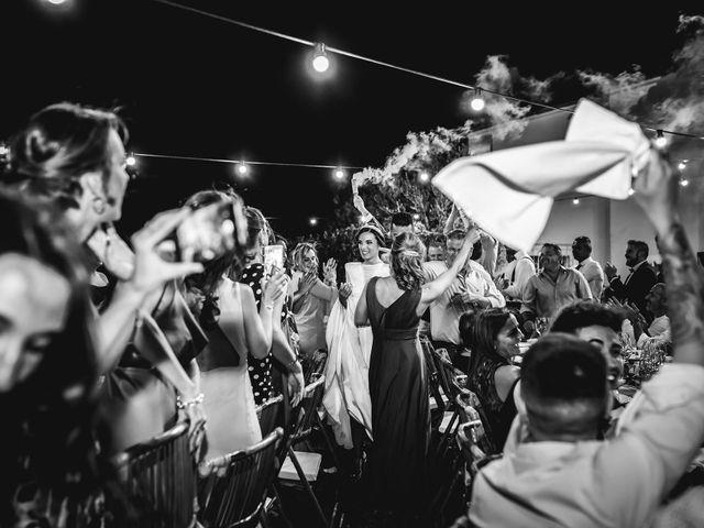 La boda de Francisco y María en Corte De Peleas, Badajoz 53
