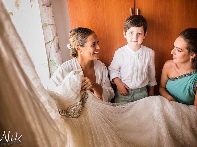 La boda de Emilio y Merche en Jaén, Jaén 1