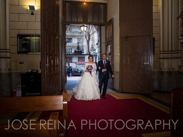La boda de Andrés y Nogol en Madrid, Madrid 8