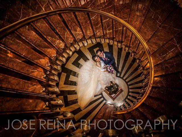 La boda de Andrés y Nogol en Madrid, Madrid 13
