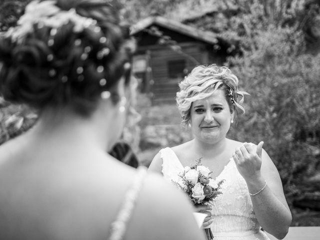 La boda de Ainara y Iraia en Forua, Vizcaya 14