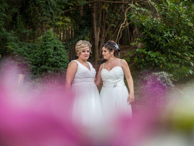 La boda de Ainara y Iraia en Forua, Vizcaya 18