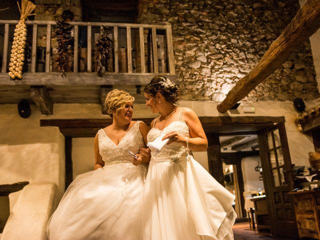 La boda de Ainara y Iraia en Forua, Vizcaya 21