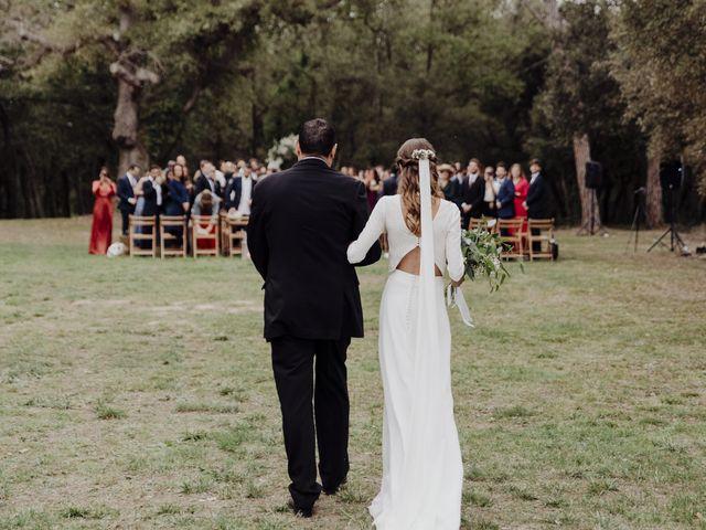 La boda de Adrià y Andrea en Pueblo Sant Andreu Salou, Girona 10