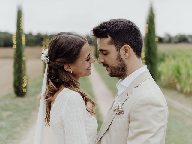 La boda de Adrià y Andrea en Pueblo Sant Andreu Salou, Girona 17