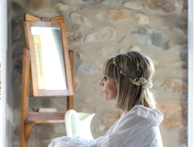 La boda de Anna y David en Osor, Girona 6