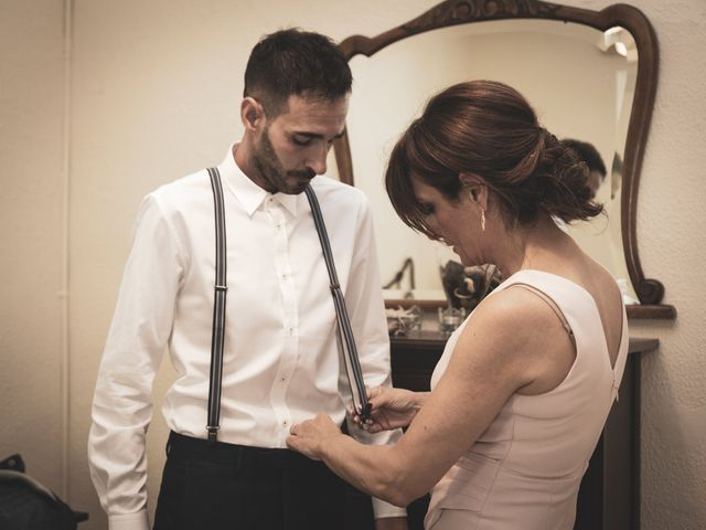 La boda de Anna y David en Osor, Girona 12