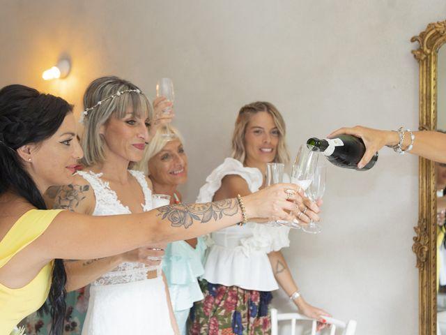 La boda de Anna y David en Osor, Girona 20