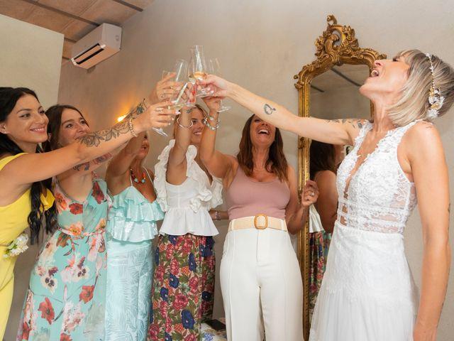 La boda de Anna y David en Osor, Girona 21