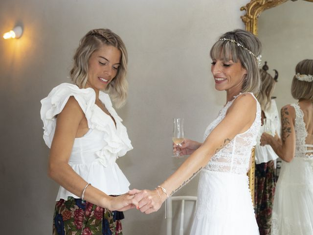La boda de Anna y David en Osor, Girona 24