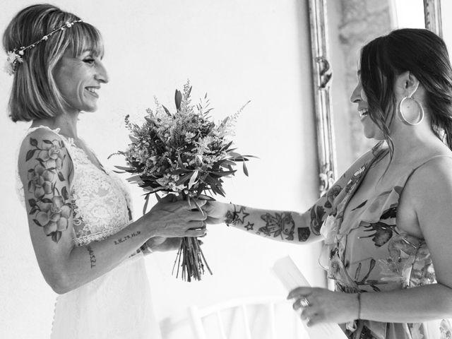 La boda de Anna y David en Osor, Girona 25