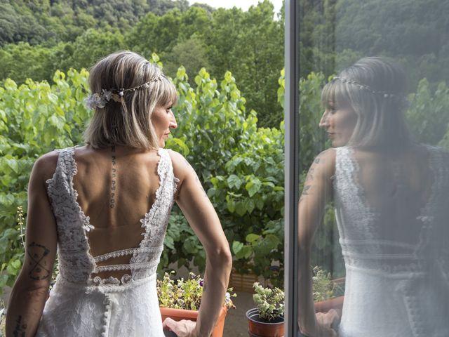 La boda de Anna y David en Osor, Girona 28