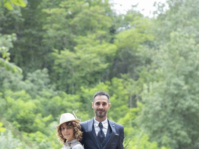 La boda de Anna y David en Osor, Girona 32