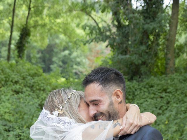 La boda de Anna y David en Osor, Girona 33