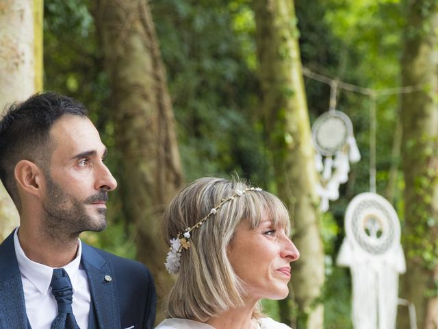 La boda de Anna y David en Osor, Girona 35
