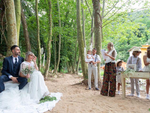 La boda de Anna y David en Osor, Girona 36
