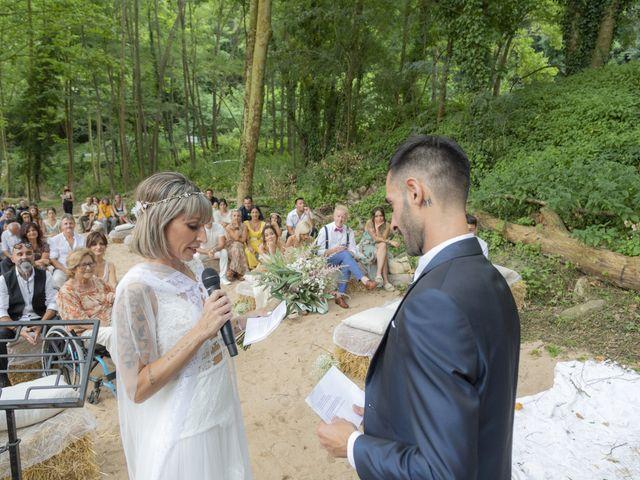 La boda de Anna y David en Osor, Girona 37