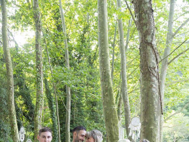 La boda de Anna y David en Osor, Girona 40