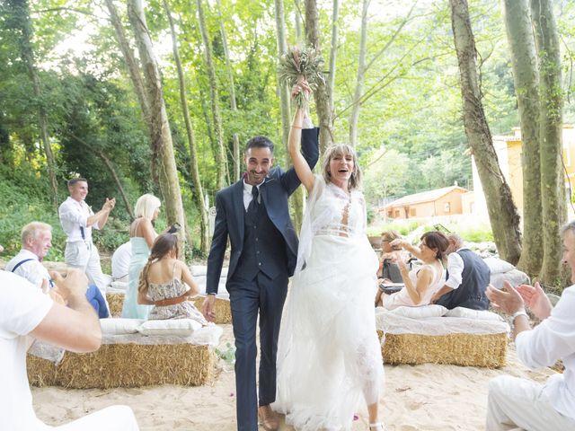 La boda de Anna y David en Osor, Girona 41