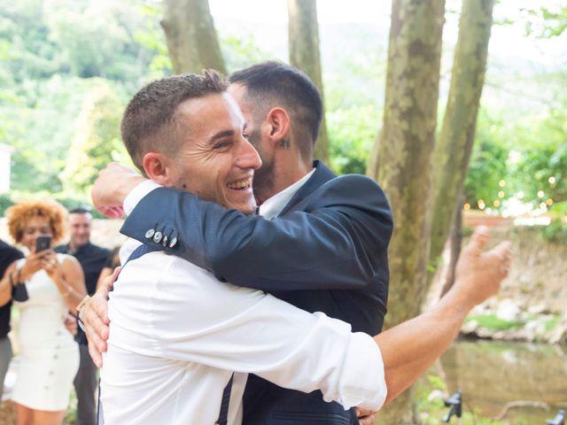 La boda de Anna y David en Osor, Girona 42