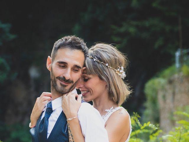 La boda de Anna y David en Osor, Girona 47