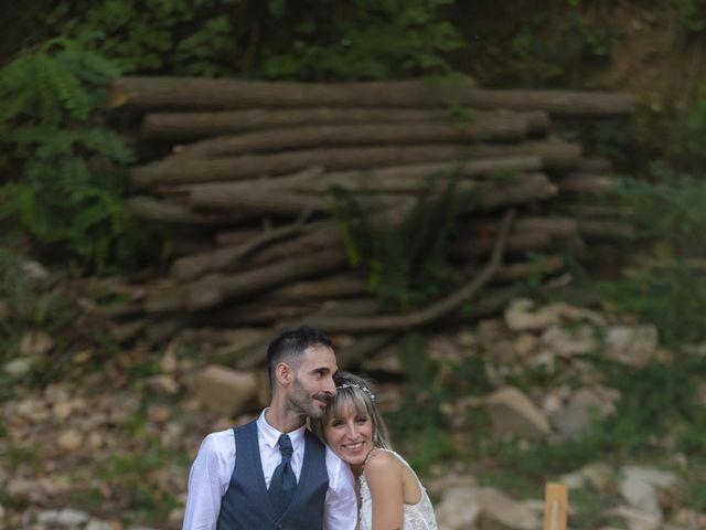 La boda de Anna y David en Osor, Girona 50