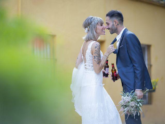La boda de Anna y David en Osor, Girona 53