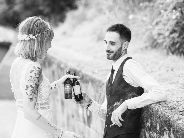 La boda de Anna y David en Osor, Girona 54