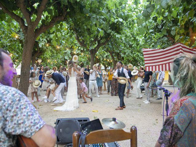 La boda de Anna y David en Osor, Girona 60