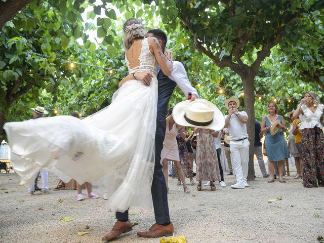 La boda de David y Anna