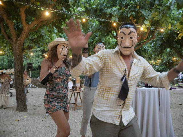 La boda de Anna y David en Osor, Girona 65