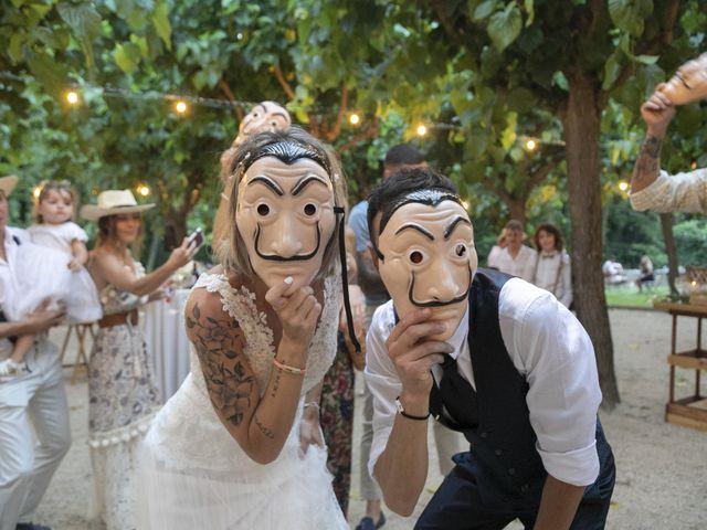 La boda de Anna y David en Osor, Girona 66