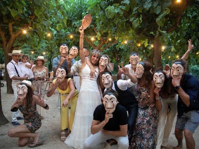 La boda de Anna y David en Osor, Girona 67