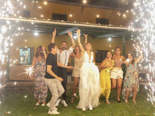La boda de Anna y David en Osor, Girona 82