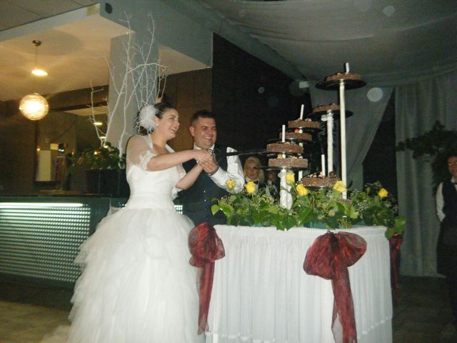 La boda de Alonso y Natalia en Grao de Castellón, Castellón 5