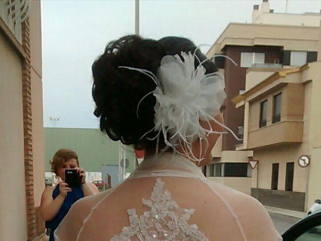 La boda de Alonso y Natalia en Grao de Castellón, Castellón 6