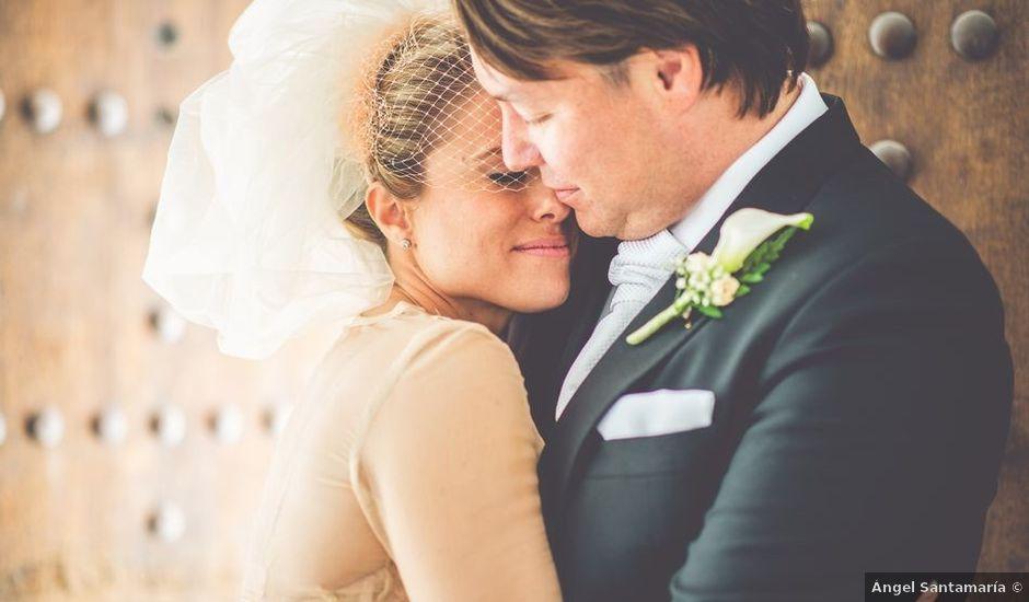 La boda de Bryan y Keyna en Lupiana, Guadalajara