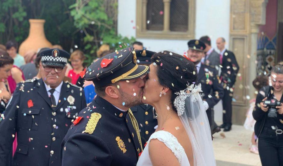 La boda de Luis y Lorena en Benidorm, Alicante