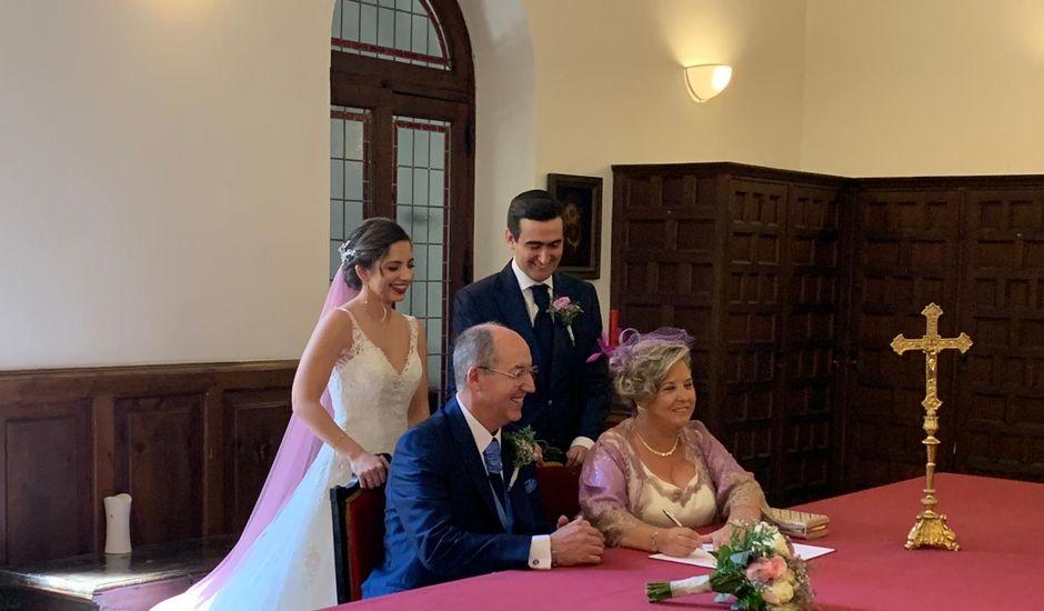 La boda de Mario  y Belinda  en Alcalá De Henares, Madrid