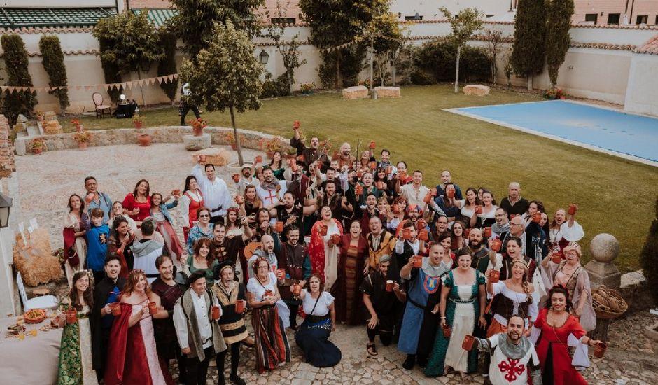 La boda de Gabi y Maria en Ávila, Ávila