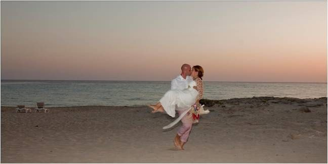 La boda de Héctor y Elisabet en Sant Francesc De Formentera, Islas Baleares