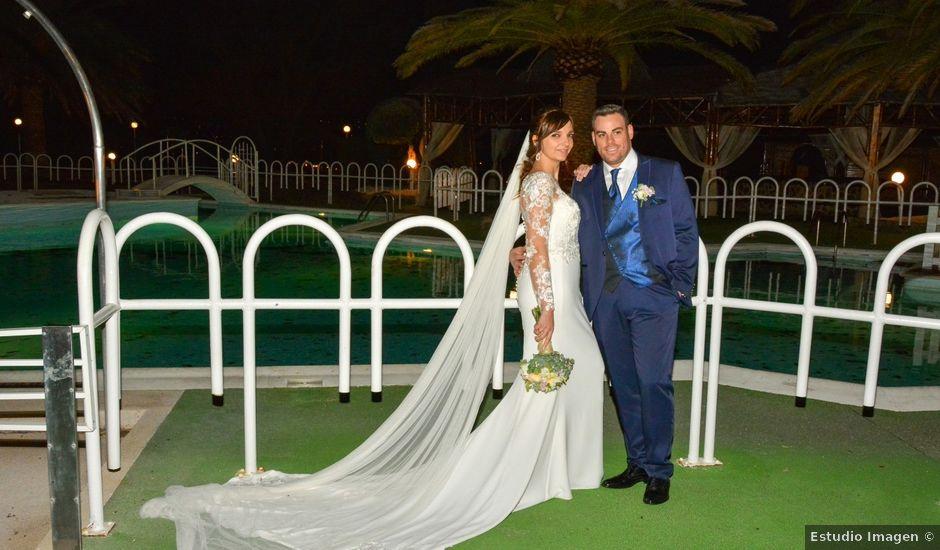 La boda de Noelia y Alberto en Ugena, Toledo