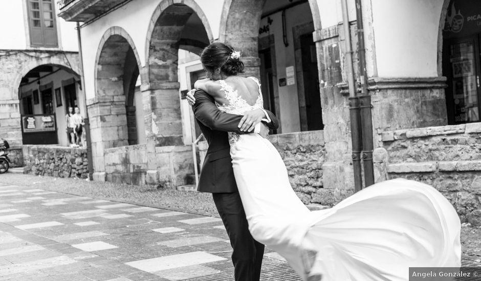 La boda de Pedro y Nati en Avilés, Asturias