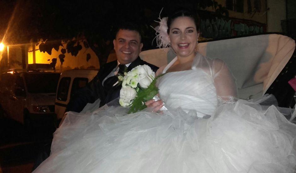 La boda de Alonso y Natalia en Grao de Castellón, Castellón