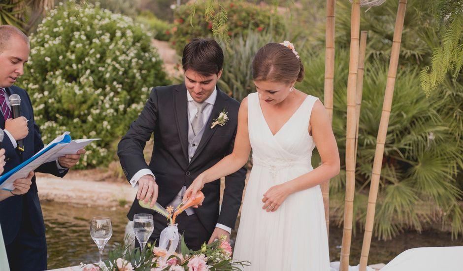 La boda de Jose Antonio y Anna en Santomera, Murcia
