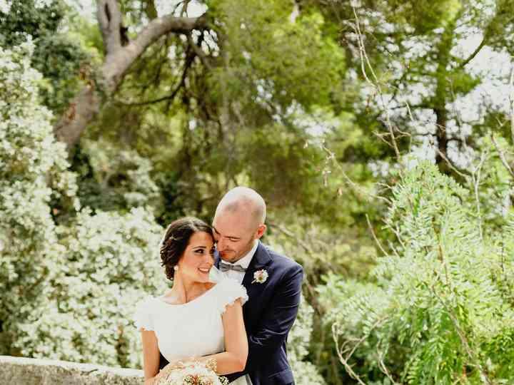 La boda de Silvia y Joan