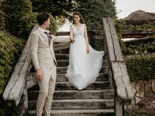 La boda de Jemima y Manuel 1