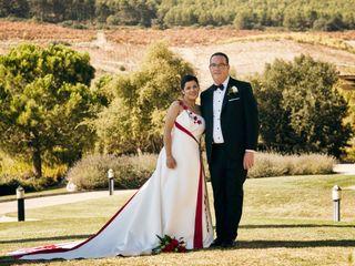 La boda de Ana Isabel y Omar